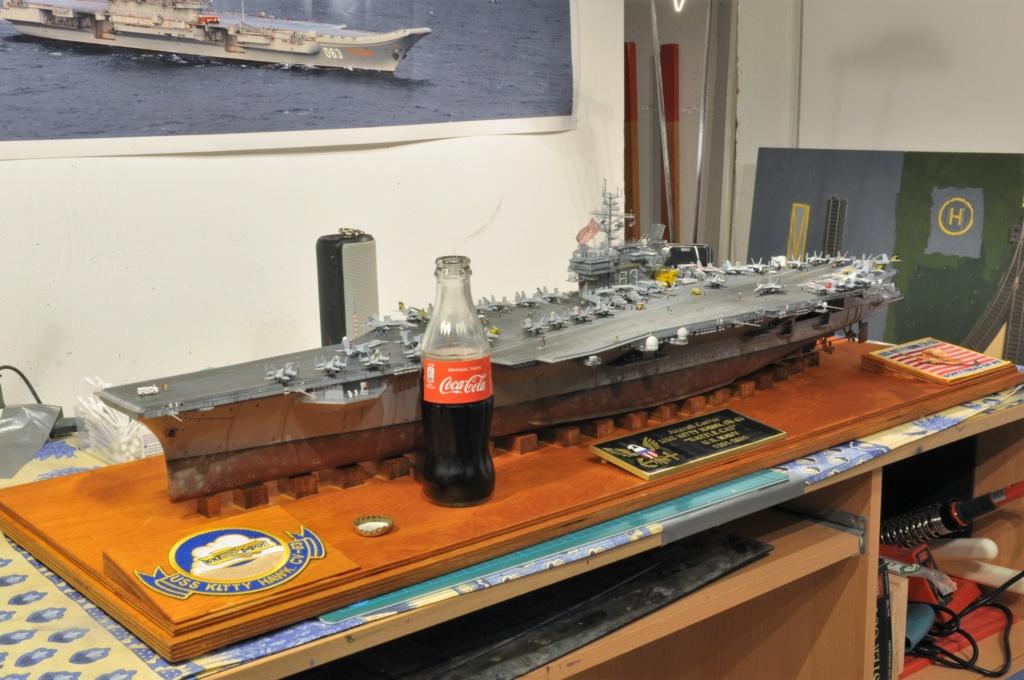 Supercarrier USS Kitty Hawk CV-63 (Trumpeter 1/350°) - Page 7 Dsc_2194