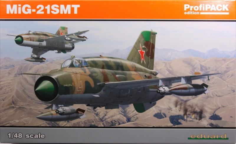 Mikoyan-Gourevitch MiG-21 MT/SMT - Eduard -1/48 (Concours Fighter) Eduard10