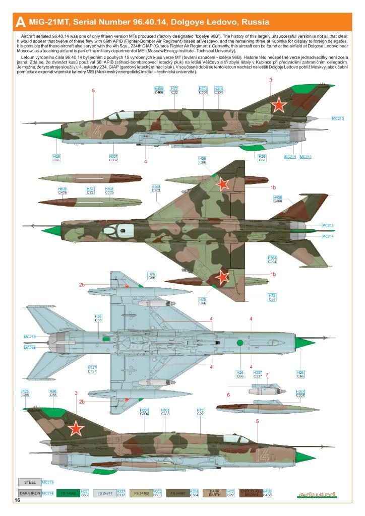 Mikoyan-Gourevitch MiG-21 MT/SMT - Eduard -1/48 (Concours Fighter) Eduard11