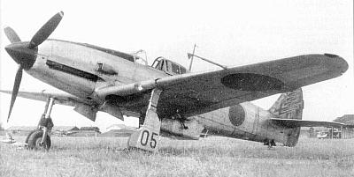 Kawasaki Ki-61-I Hei Hein (Tony) - 103e escadrille de chasse - Hasegawa - 1/48 Kawasa10