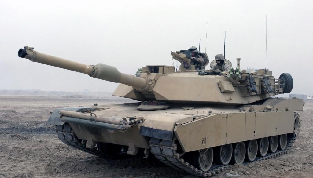 """The American way of war"" - M1A1 Abrams - Rye Field Model - 1/35 M1a1_a10"