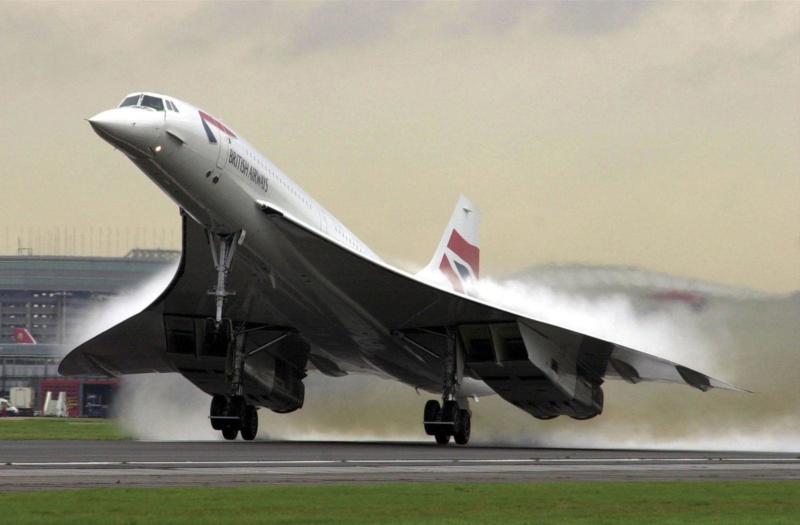 Concorde - Revell - 1/72 Wp218511