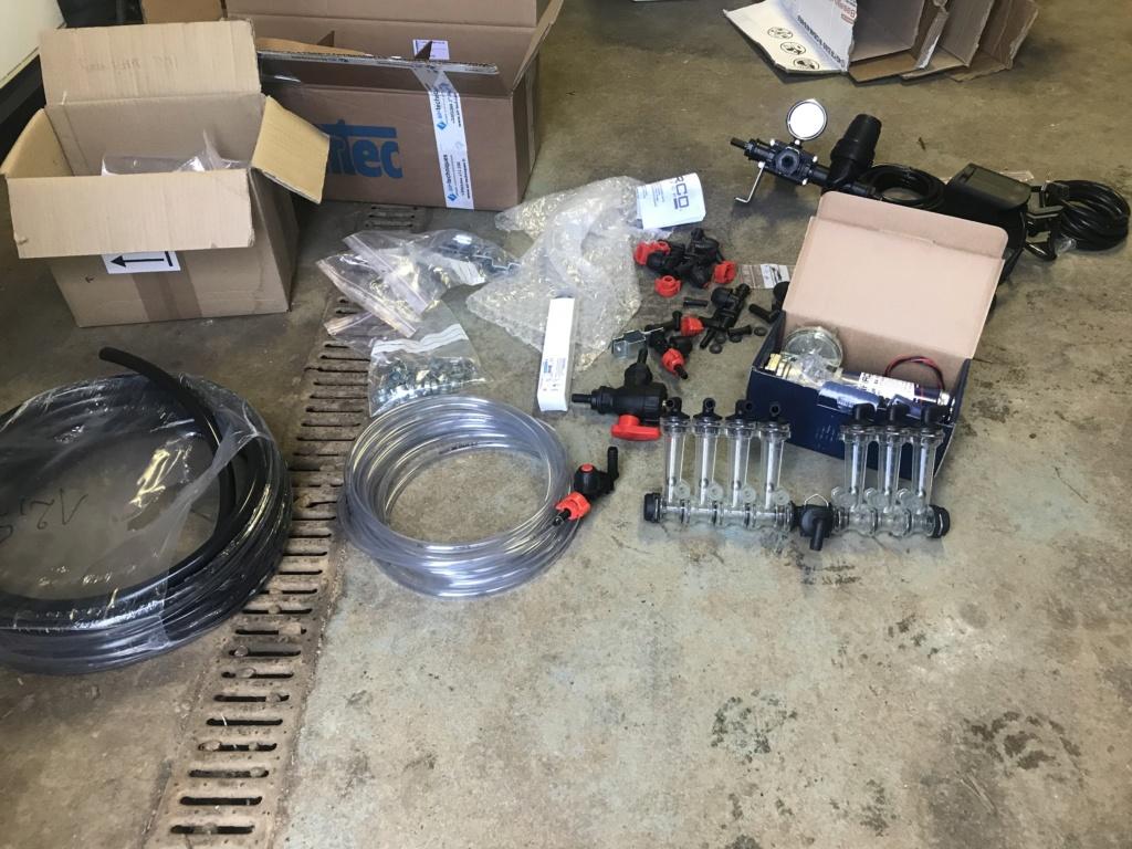 Fabriquer son système Engrais liquide dans la ligne de semis 90c02110
