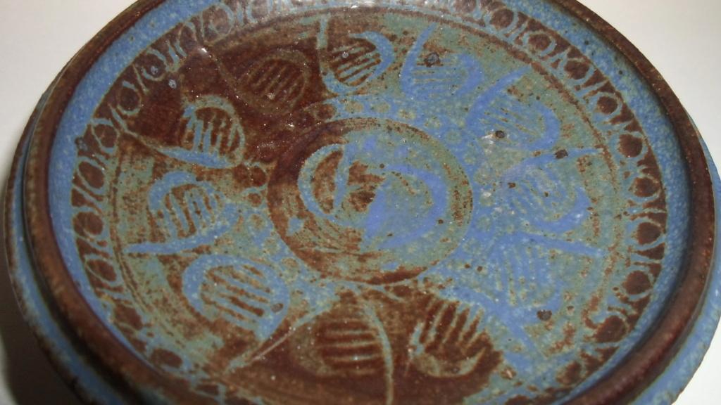 Please Help ID Small Studio Pottery Dish 00216