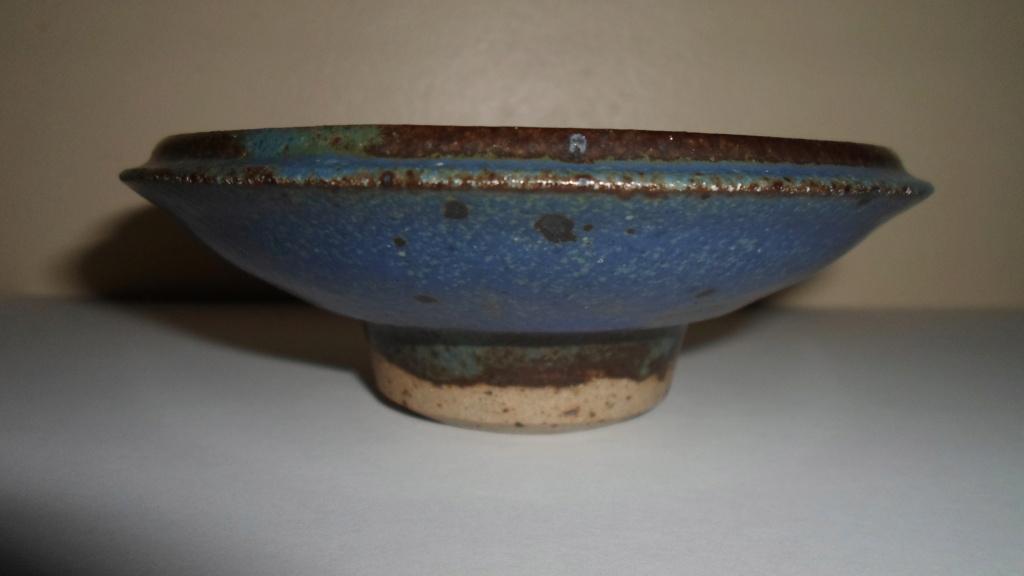 Please Help ID Small Studio Pottery Dish 00315