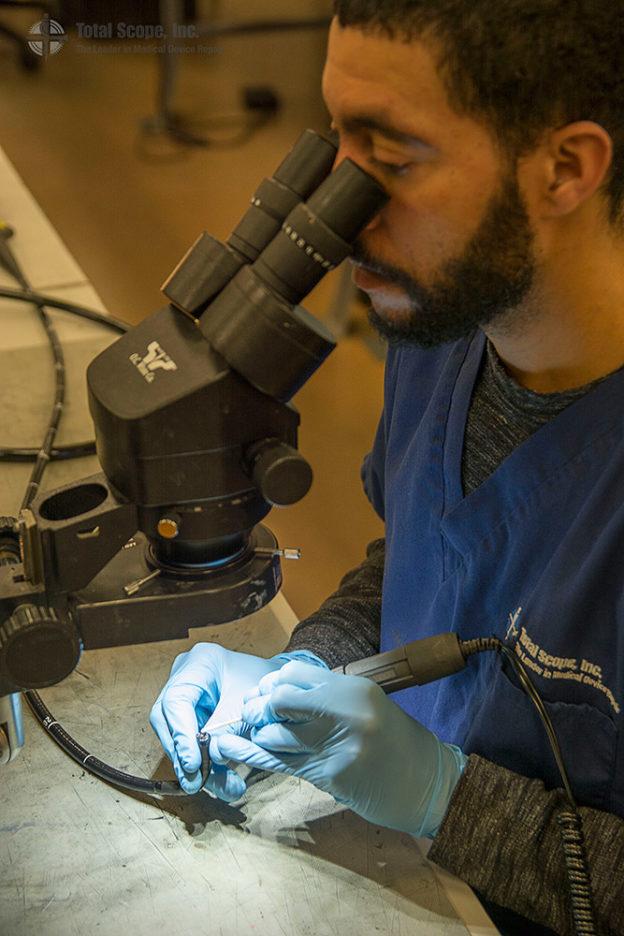 Ferramental pra Manutenção de Endoscópios e os Cuidados Nozzle10