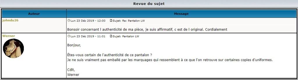 Pantalon M43 Lire_l11