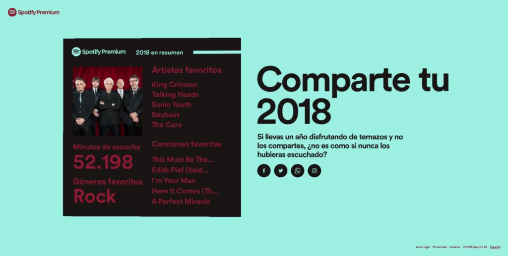 Tu resumen anual en Spotify - ¿Te atreves a compartirlo con el foro? - Página 2 Descar10