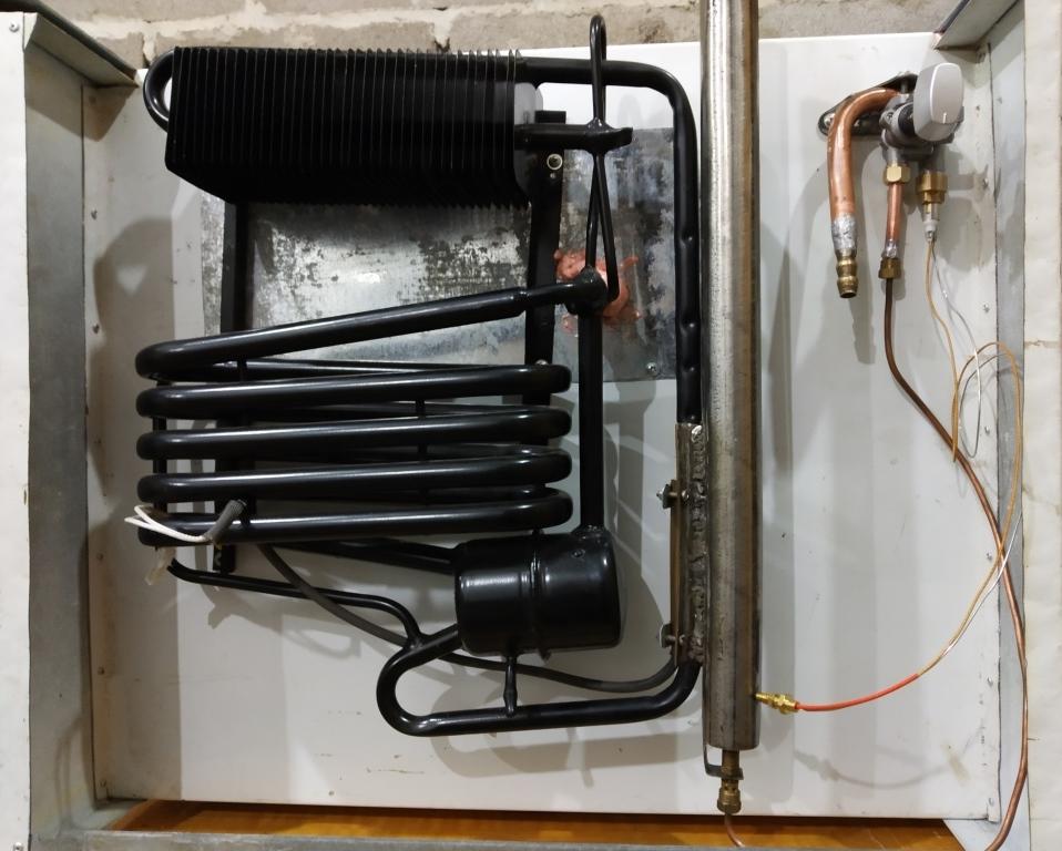 Холодильник на газу 123510