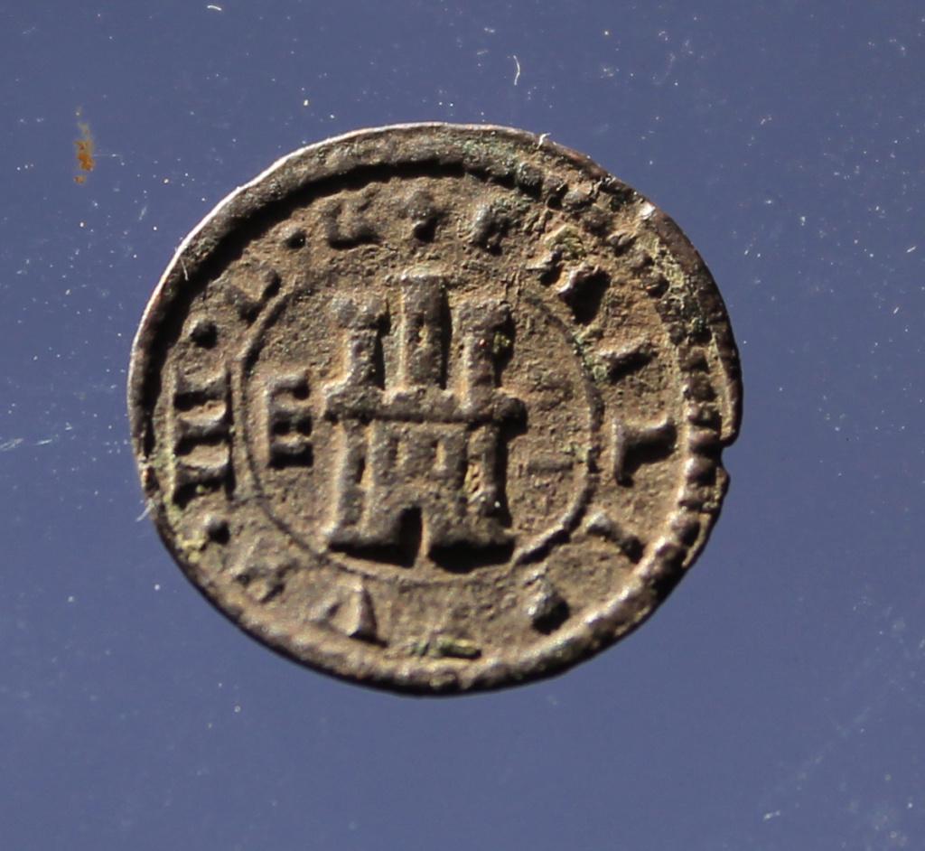 2 maravedís de Felipe III de Segovia, 1619. _mg_7350