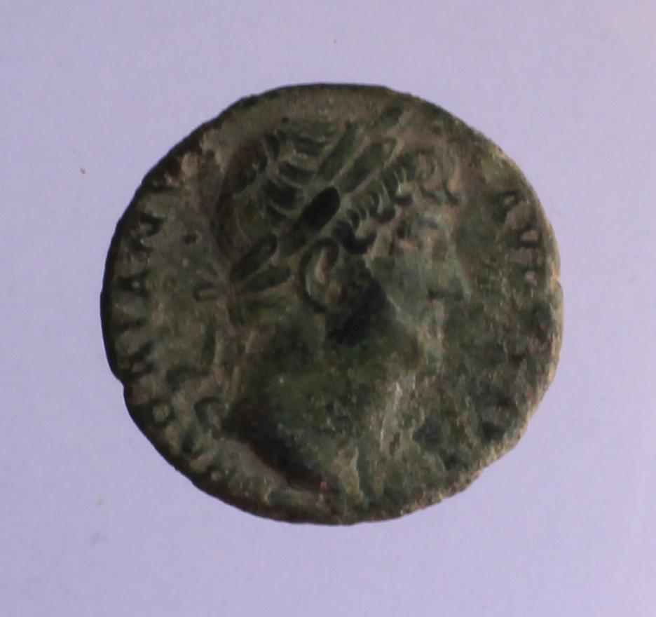 As de Adriano. COS III. Galera. Roma _mg_7610