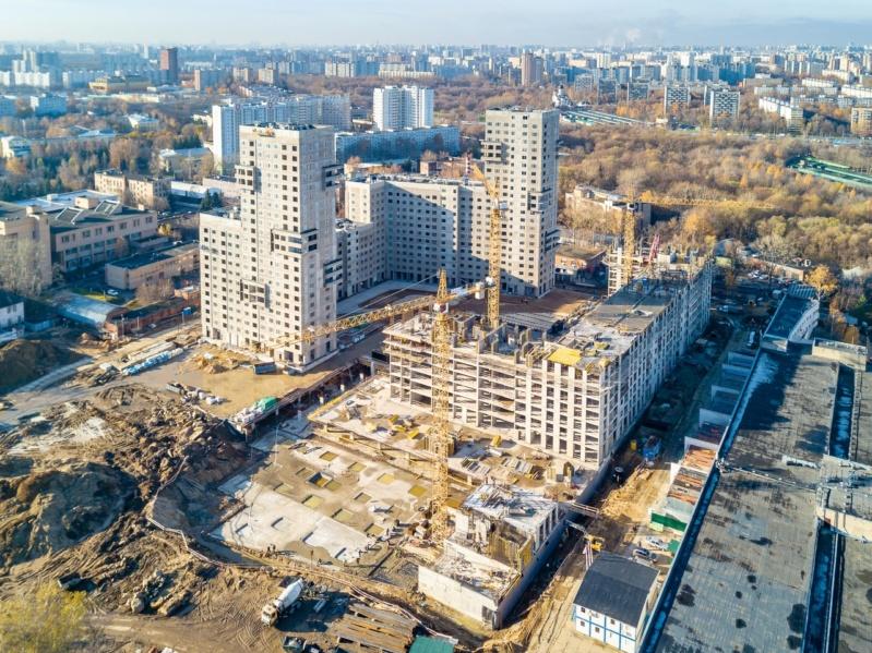 Новый проект Эталона в Москве - ЖК «Нормандия»  - Страница 5 1210