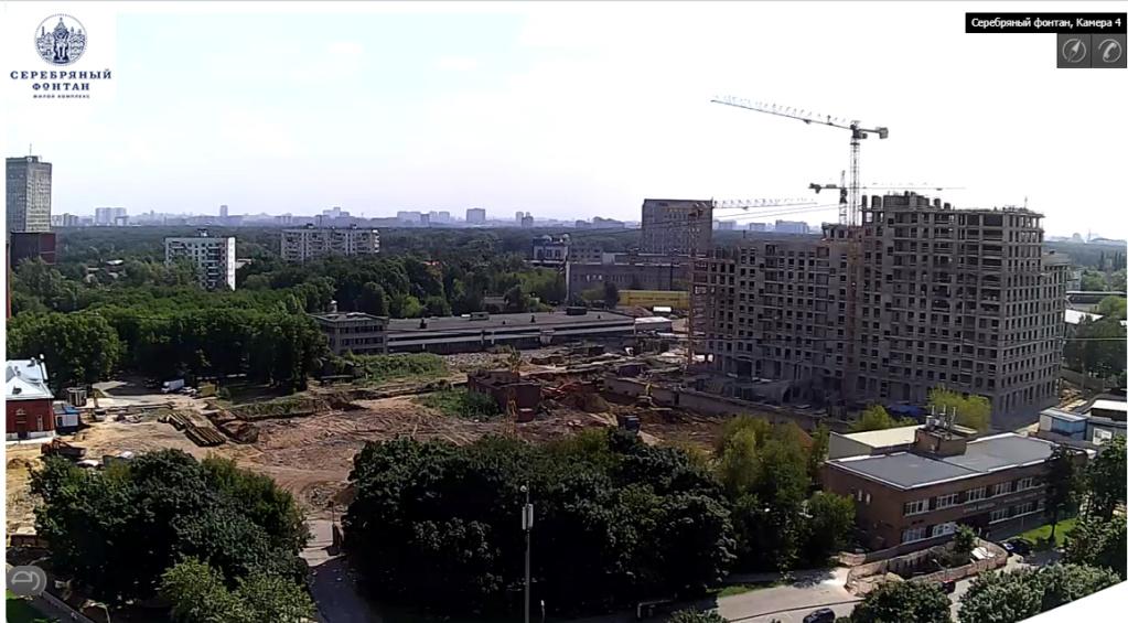 Веб-камеры на площадке строительства ЖК «Серебряный фонтан»  - Страница 5 2210