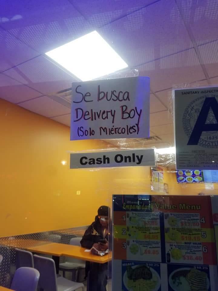 Están buscando un delivery boy en este lugar Fb_img11