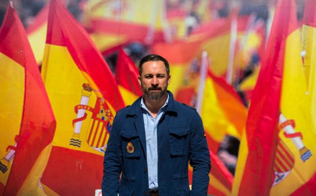 [RESISTÈNCIA] EXCLUSIVA | ESPAÑA SUMA REGALARÁ UNA SECRETARÍA DEL CONGRESO A VOX Santia10