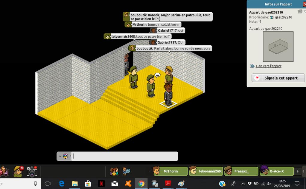 [G.N] Rapports de patrouilles de bouboutik Patrou41