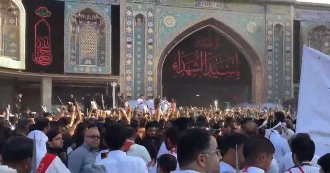 Shia prepare to hold self-flagellation ritual of Tatbir Captur12