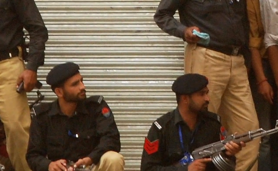 Terrorist involved in Shia massacre arrested in Pakistan Captur15