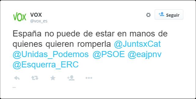 @vox_es   LA ESPAÑA VIVA Lrd0tu10