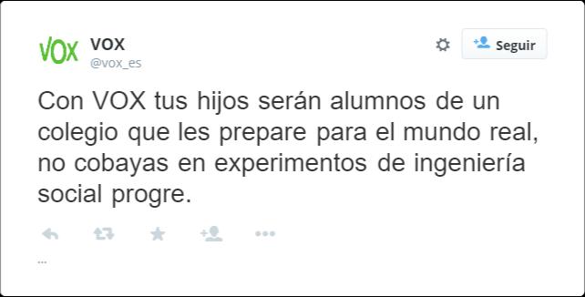 @vox_es   LA ESPAÑA VIVA Mkmn9s10