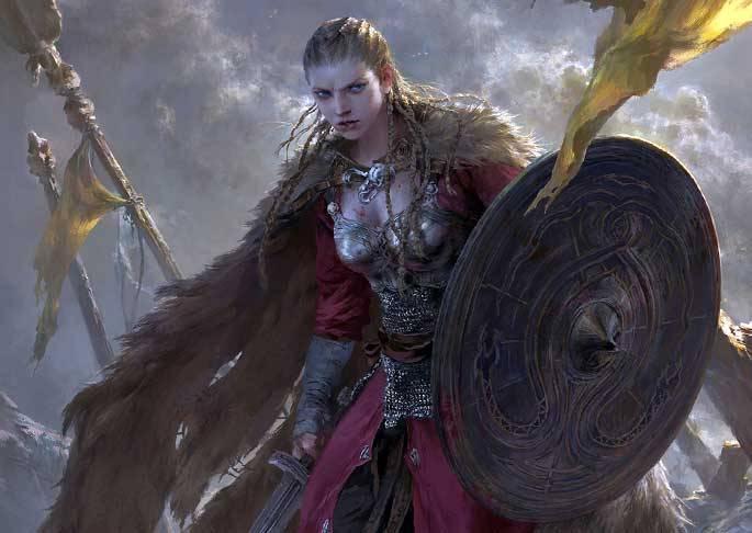 Женщины эпохи викингов 15053610
