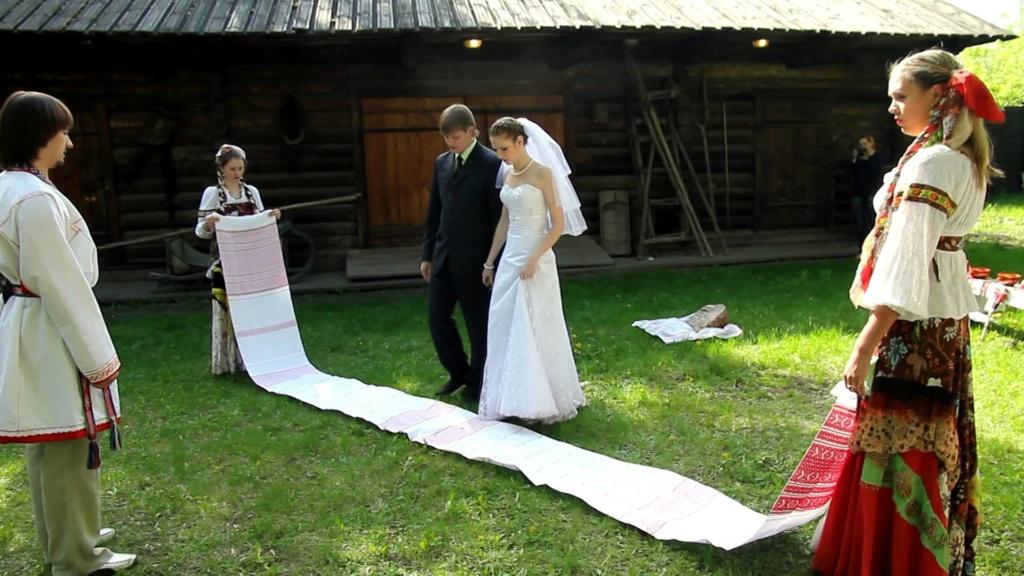 Глубокий смысл свадьбы у наших предков, или Почему сегодня большинство семей распадаются Au11