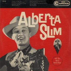 Alberta Slim - Discography Albert11