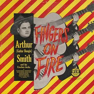 Arthur 'Guitar Boogie' Smith - Discography Arthur11
