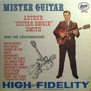 Arthur 'Guitar Boogie' Smith - Discography Arthur29