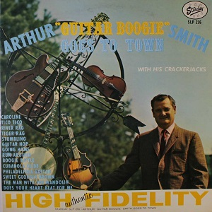 Arthur 'Guitar Boogie' Smith - Discography Arthur30
