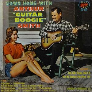 Arthur 'Guitar Boogie' Smith - Discography Arthur32