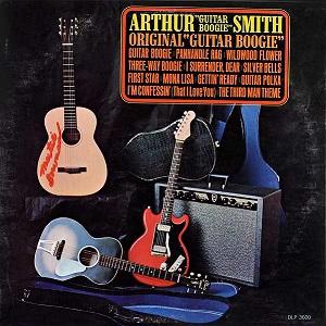 Arthur 'Guitar Boogie' Smith - Discography Arthur33