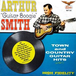 Arthur 'Guitar Boogie' Smith - Discography Arthur34