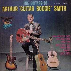 Arthur 'Guitar Boogie' Smith - Discography Arthur35