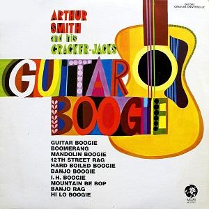 Arthur 'Guitar Boogie' Smith - Discography Arthur36