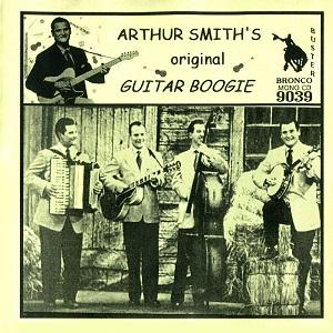 Arthur 'Guitar Boogie' Smith - Discography Arthur43