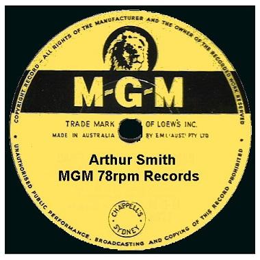 Arthur 'Guitar Boogie' Smith - Discography Arthur49