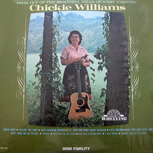 Doc & Chickie Williams - Discography Chicki12