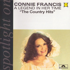 Connie Francis - Country Discography Connie49
