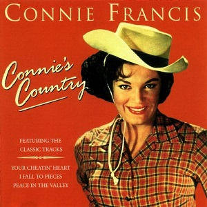 Connie Francis - Country Discography Connie51