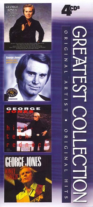 George Jones - Discography 2000-2021 (NEW) - Page 2 Georg117