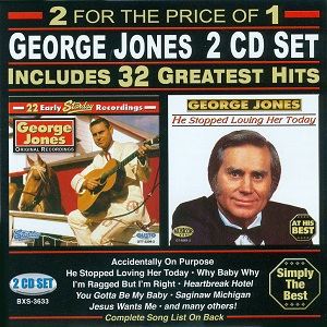 George Jones - Discography 2000-2021 (NEW) - Page 6 Georg237