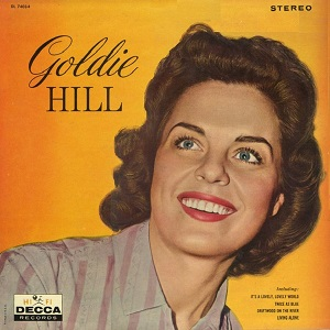Goldie Hill - Discography Goldie11