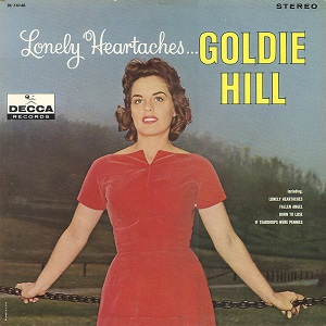 Goldie Hill - Discography Goldie12
