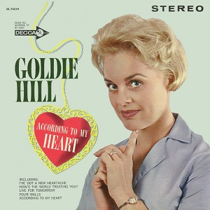 Goldie Hill - Discography Goldie13