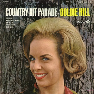 Goldie Hill - Discography Goldie14