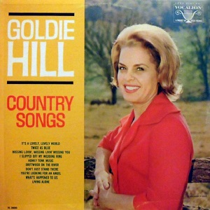 Goldie Hill - Discography Goldie15