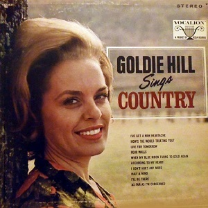 Goldie Hill - Discography Goldie18