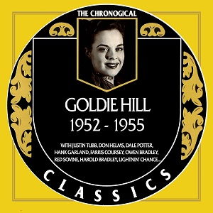 Goldie Hill - Discography Goldie24