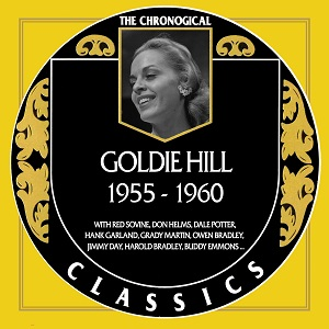 Goldie Hill - Discography Goldie25
